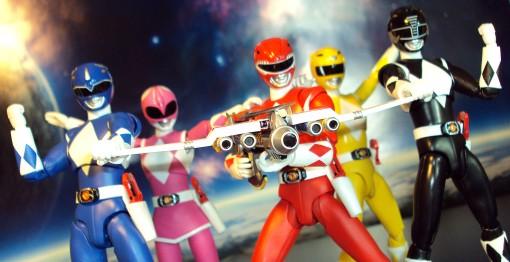 Bandai S.H. Figuarts Mighty Morphin Power Rangers Power Blaster 01
