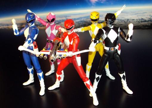 Bandai S.H. Figuarts Mighty Morphin Power Rangers Power Blaster 02