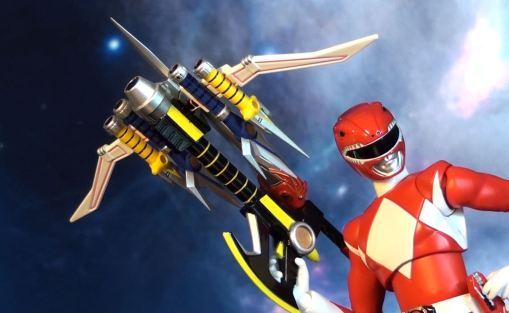 Bandai S.H. Figuarts Mighty Morphin Power Rangers Power Blaster 06