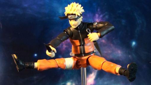 Bandai S.H. Figuarts Naruto Shippuden Uzumaki Naruto 04