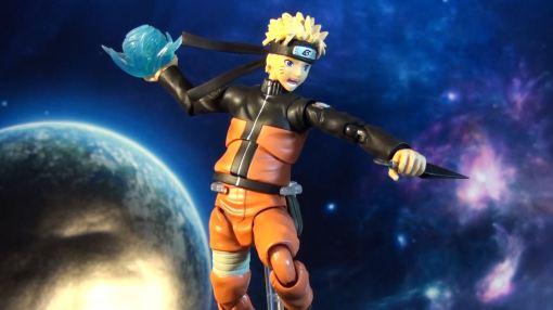 Bandai S.H. Figuarts Naruto Shippuden Uzumaki Naruto 05