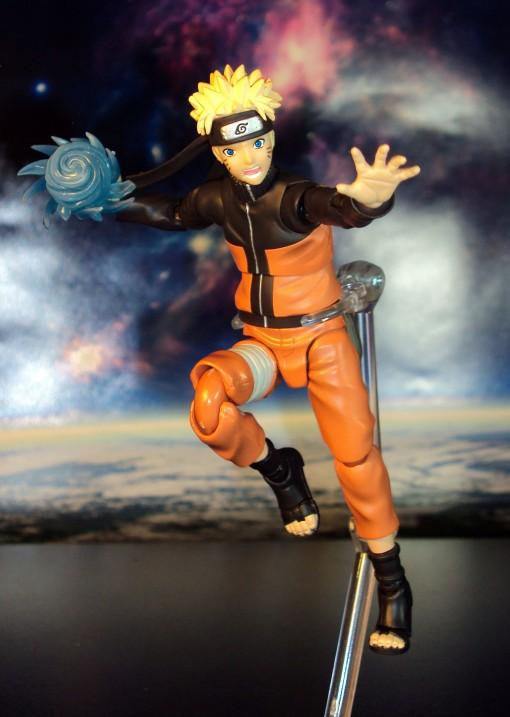 Bandai S.H. Figuarts Naruto Shippuden Uzumaki Naruto 06