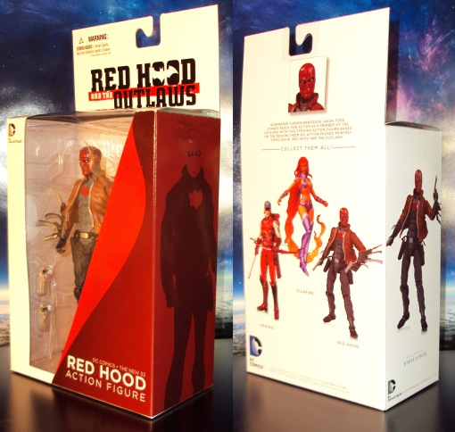 DC Collectible Red Hood and the Outlaws RED HOOD 01