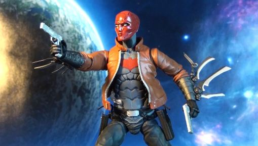 DC Collectible Red Hood and the Outlaws RED HOOD 06