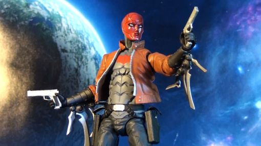 DC Collectible Red Hood and the Outlaws RED HOOD 07