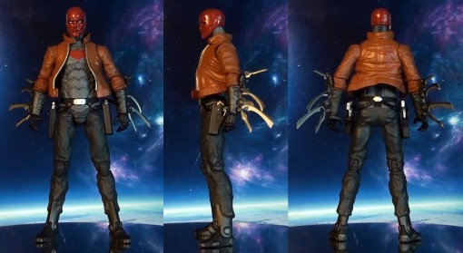 DC Collectible Red Hood and the Outlaws RED HOOD 08