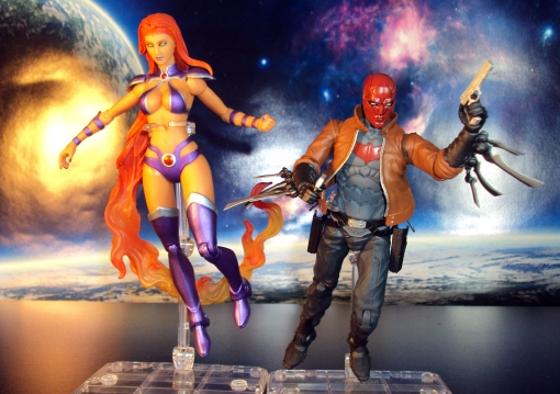 DC Collectible Red Hood and the Outlaws Starfire 02