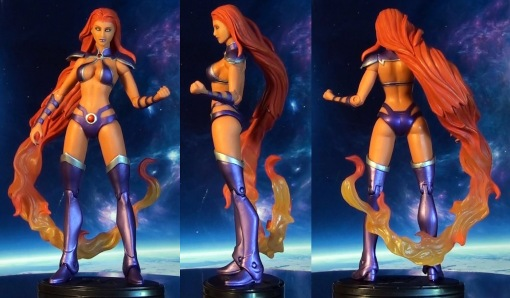 DC Collectible Red Hood and the Outlaws Starfire 05