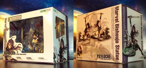 Kotobukiya SDCC Exclusive Marvel Bishoujo Psylocke 01
