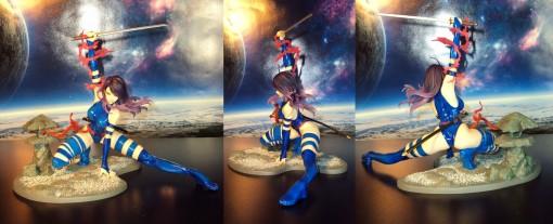 Kotobukiya SDCC Exclusive Marvel Bishoujo Psylocke 03