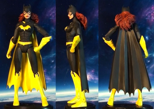 DC Collectibles Batgirl New 52 Action Figure 02