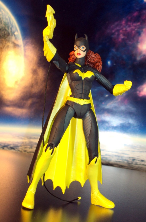 DC Collectibles Batgirl New 52 Action Figure 03