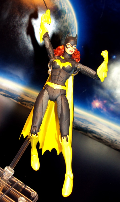 DC Collectibles Batgirl New 52 Action Figure 04