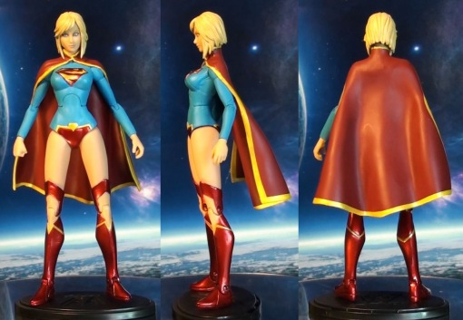 DC Collectibles Supergirl New 52 Version Action Figure 06