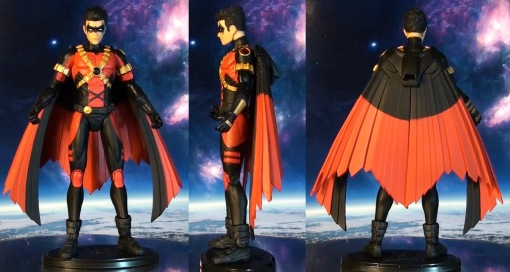 DC Collectibles Teen Titans Red Robin New 52 Action Figure 02