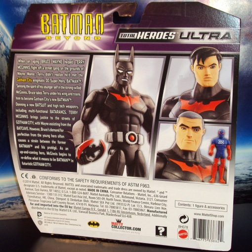DC Total Heroes Ultra Batman Beyond 03