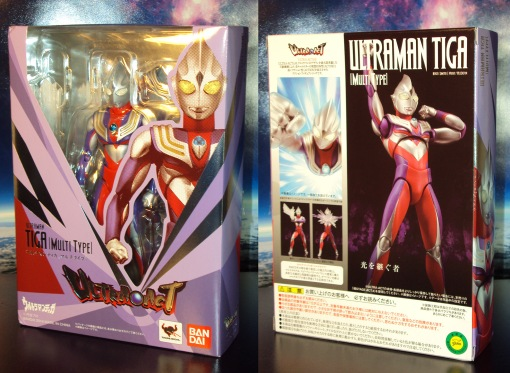 Ulra-Act Ultraman Tiga Multi Type Renewal 01