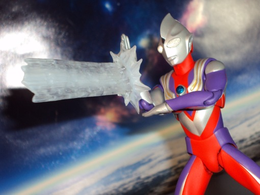 Ulra-Act Ultraman Tiga Multi Type Renewal 08