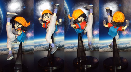 Banpresto Dragon Ball GT SCultures Pan PVC Statue 02