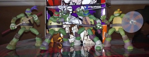 REvoltech Teenage Mutant Ninja Turtles