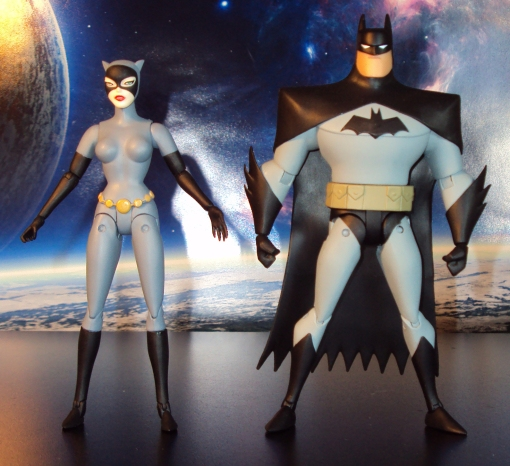 DC Collectibles Batman Animated Catwoman 03
