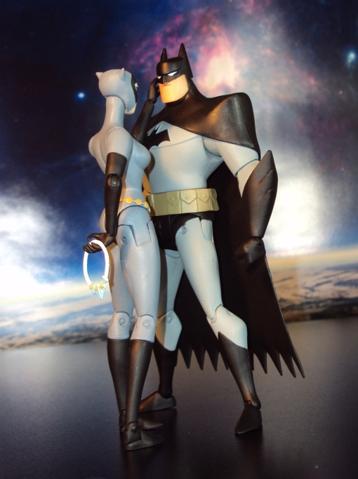 DC Collectibles Batman Animated Catwoman 04