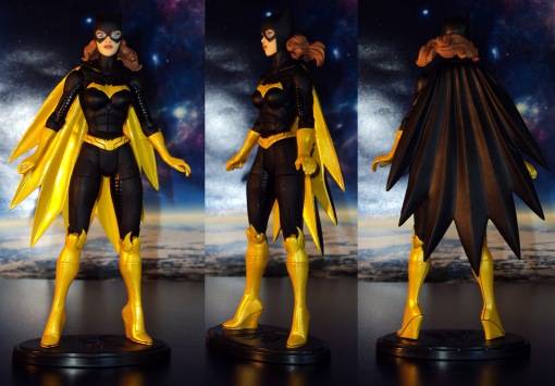 DC Collectibles Designer Series Greg Capullo Batgirl 02