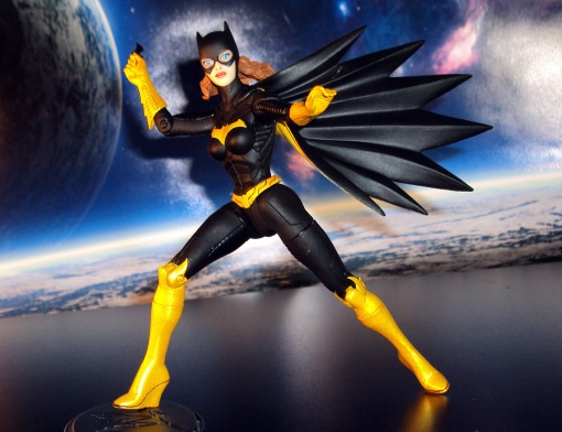 DC Collectibles Designer Series Greg Capullo Batgirl 03