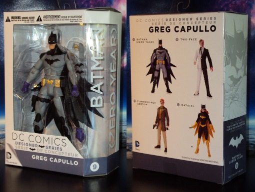 DC Collectibles Designer Series Greg Capullo Zero Year Batman 01