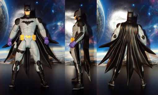 DC Collectibles Designer Series Greg Capullo Zero Year Batman 02