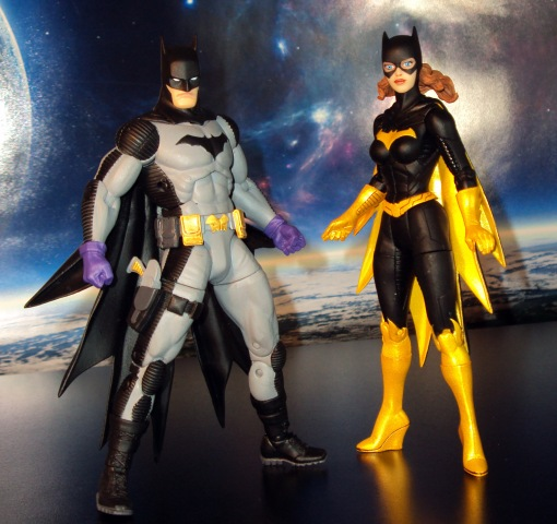 DC Collectibles Designer Series Greg Capullo Zero Year Batman 03
