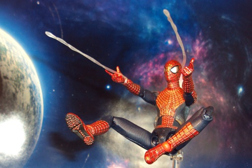 Medicom MAFEX Amazing Spider-Man 2 Movie Action Figure 04