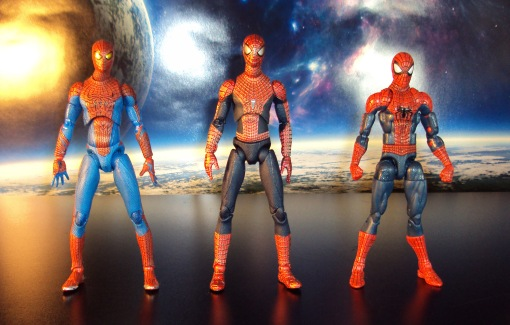 Medicom MAFEX Amazing Spider-Man 2 Movie Action Figure 06