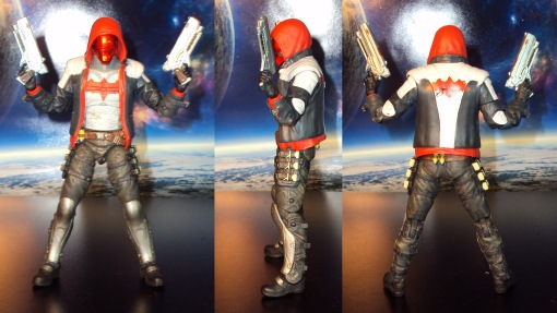 DC Collectibles Gamestop Batman Arkham Knight Red Hood 02