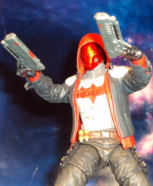DC Collectibles Gamestop Batman Arkham Knight Red Hood 03