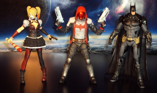 DC Collectibles Gamestop Batman Arkham Knight Red Hood 04