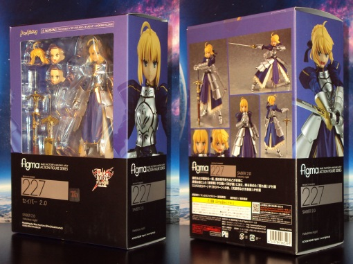 Figma Fate Stay Night Saber 2.0 01