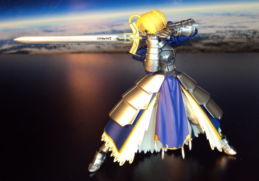 Figma Fate Stay Night Saber 2.0 03