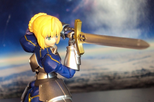 Figma Fate Stay Night Saber 2.0 04