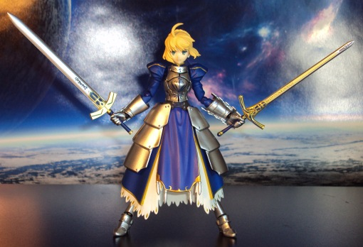 Figma Fate Stay Night Saber 2.0 05