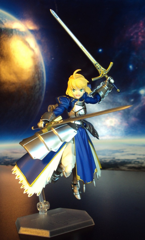 Figma Fate Stay Night Saber 2.0 06