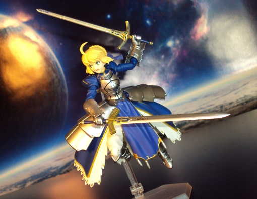 Figma Fate Stay Night Saber 2.0 07
