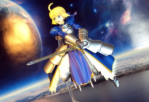 Figma Fate Stay Night Saber 2.0 08