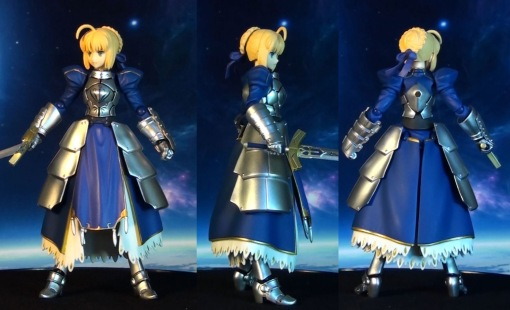 Figma Fate Stay Night Saber 2.0 09