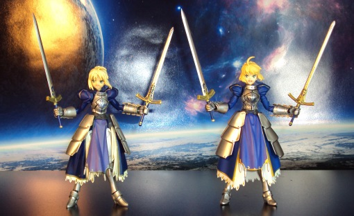 Figma Fate Stay Night Saber 2.0 10