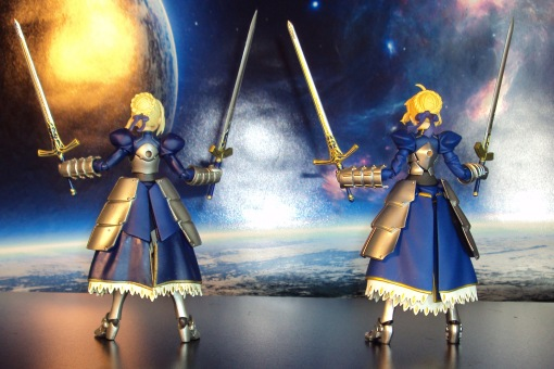 Figma Fate Stay Night Saber 2.0 11