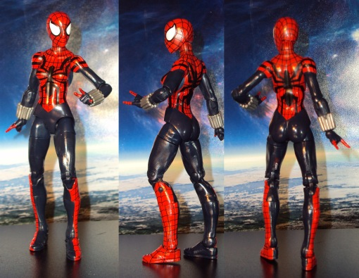 Marvel Legends Infinite May SpiderGirl 02