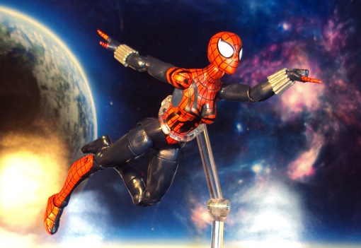 Marvel Legends Infinite May SpiderGirl 03
