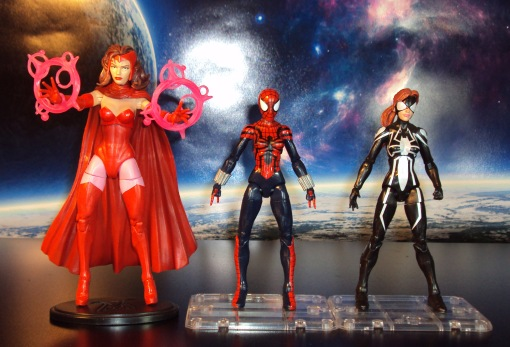 Marvel Legends Infinite May SpiderGirl 04