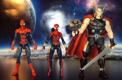 Marvel Legends Infinite May SpiderGirl 05